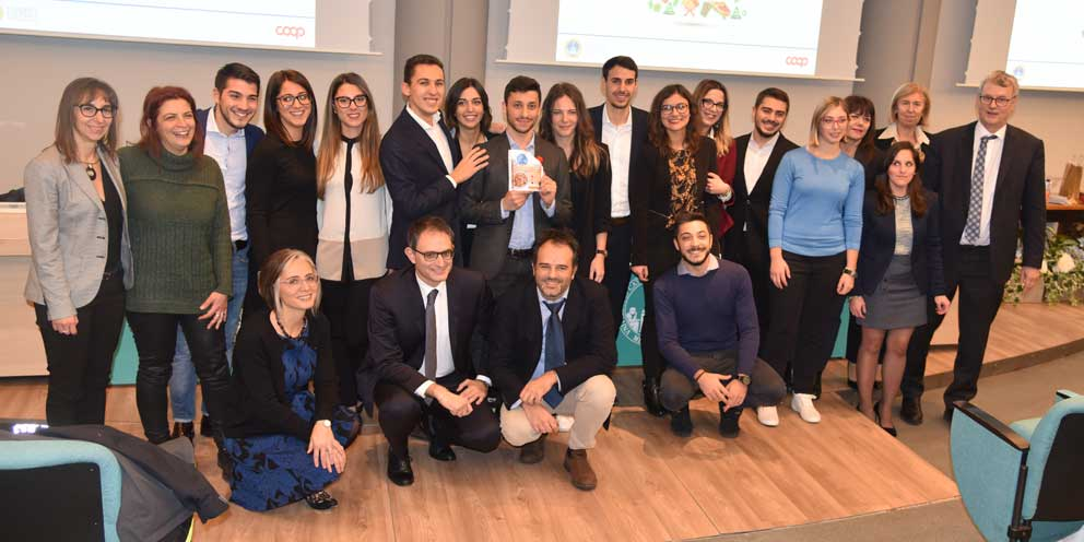 Oltre 100 studenti al business game con Coop Italia